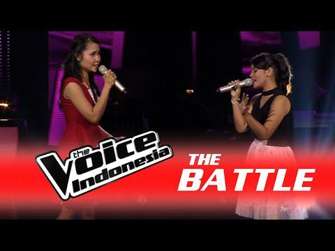 "Monita Tirtasari Vs. Rimar Callista ""Terlalu Manis"" | The Battle | The Voice Indonesia 2016"
