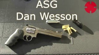 dan wesson 715 asg airsoft