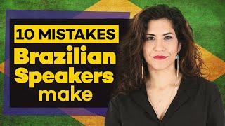 Baixar 10 Pronunciation Mistakes Brazilian Portuguese Speakers Make