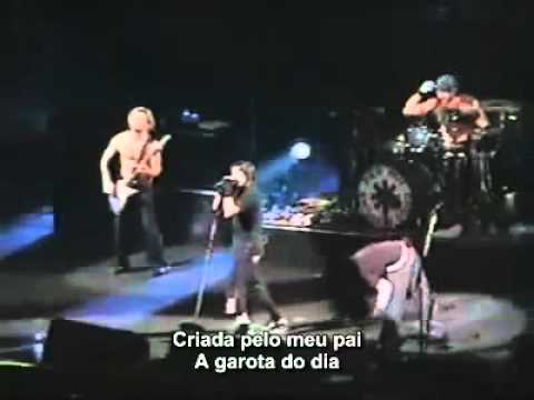 red hot chili peppers breaking the girl mp3