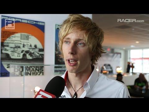 RACER: Brendon Hartley at COTA