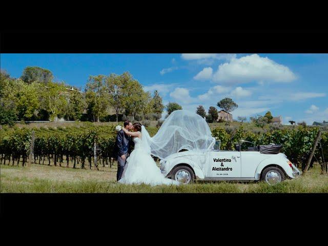 ♥♥ Valentina+Alessandro ♥♥ wedding trailer