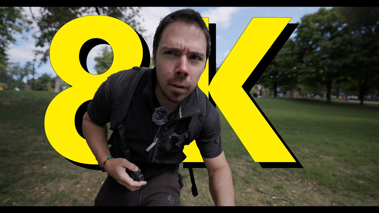 Fun Things You Can Do With 8K Video (Canon R5)