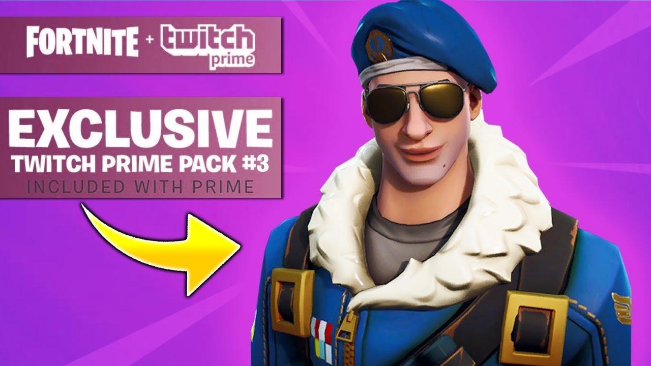 Packs De Twitch Prime Fortnite   Easy V Buck Hack