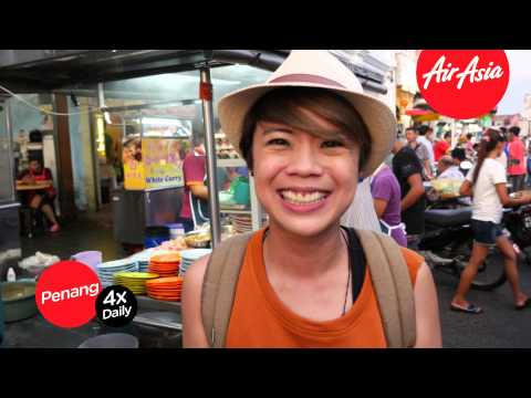 Trip to Penang with Ivy : Foodie Hunt with AirAsia
