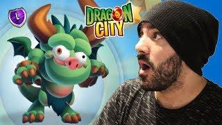 DRAGÓN CABEZOTA (Legendario) ⭐️ Dragon City | Terror & Diversión