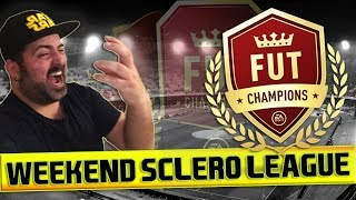 WEEKEND SCLERO LEAGUE - STO IMPAZZENDO CON STO GIOCO DI M.....