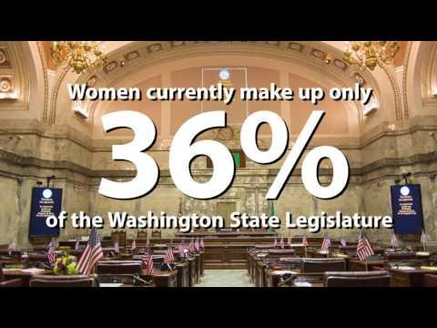 Women of the Senate Democratic Caucus celebrate International Women