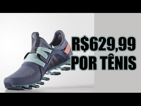 R$629,99 de economia/lucro em 1 tênis!