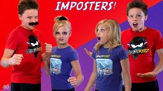 Imposters! Ninja Bots