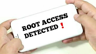 hOW TO HIDE ROOT  BYPASS ROOT DETECTED PROBLEM
