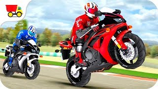 Bike Racing Games - Super Steady Bike Championship 2018 - Gameplay Android free games