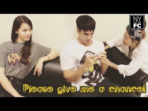 [ENG SUB] Funny Clip of Nadech Yaya and P'Poodle | BTS Ch3 Love is in the air Rehearsal