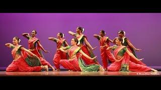 Pinga Lavani Dance @ GCKA-Onam 2017