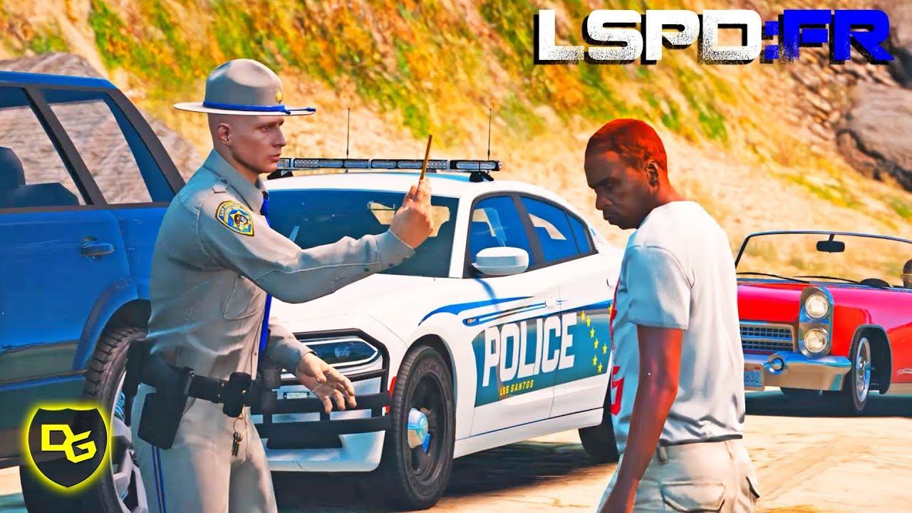 GTA 5 LSPD:FR #183 - ALKOHOL und DROGEN - Daniel Gaming - Grand Theft Auto 5 LSPDFR