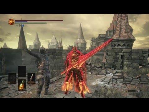 Dark Souls 3 - PvP Technique: Dead Angles