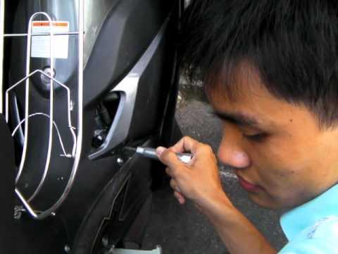 Cân chỉnh xăng gió lại lần cuối X-Bike Xám đen
