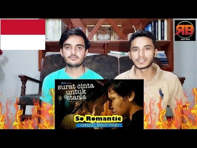 Foreigner Reacts To: Virgoun - Surat Cinta Untuk Starla (Official Music Video) #1