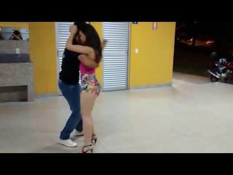frangky e lais bachata (dança livre)