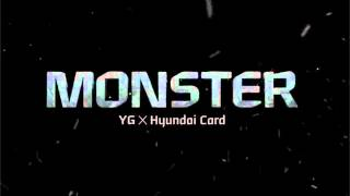 [Audio] BIGBANG - MONSTER (Official Instrumental)