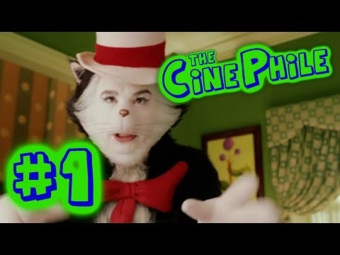 The Cat in the Hat  REVIEW - The Cinephile Episode 1