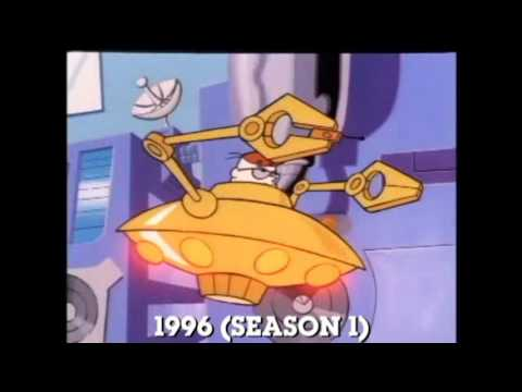 Dexter's Laboratory Intros (1996-2003)
