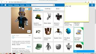 ROBLOX PROMOCODES!! (2019) JULY