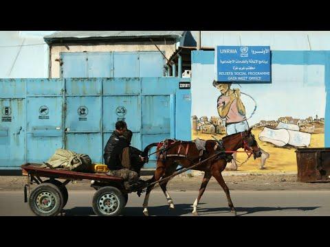 وزارة الخارجية الأمريكية تعلن تجميد دفع أموال للأونروا  - نشر قبل 2 ساعة