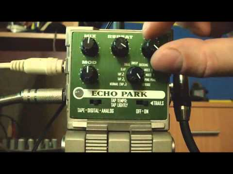 line 6 echo park stereo all modes all presets test youtube. Black Bedroom Furniture Sets. Home Design Ideas
