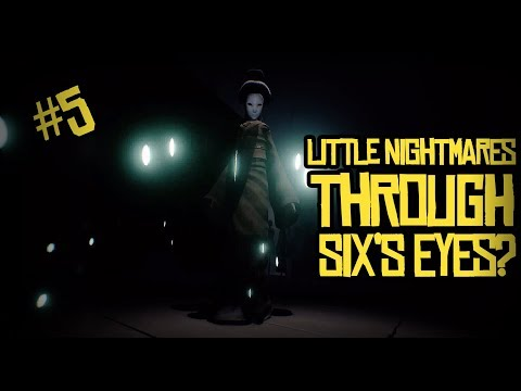 FIRST PERSON LITTLE NIGHTMARES! CHAPTER #5 |