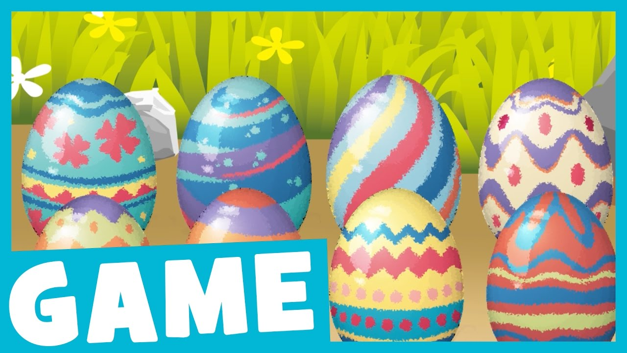 Easter Game for Kids | What Is It? Game | Maple Leaf Learning ...