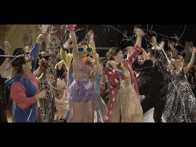 Evropská obchodní akademie - Maturitní ples 2020