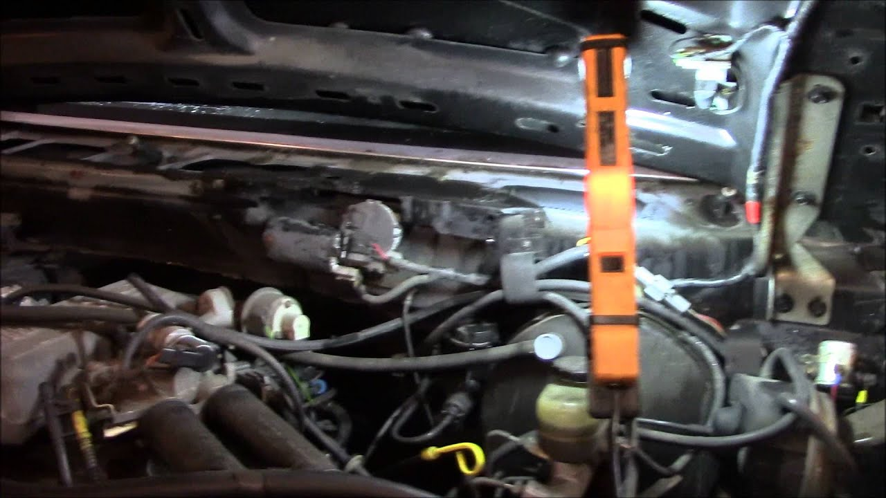 hight resolution of replacing 1990 ford f 150 windshield wiper motor