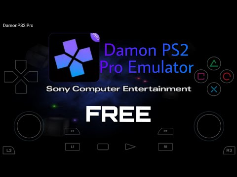 Damon Ps2 Pro Emulator Apk||How To Download On Android||redmi Note 4||free