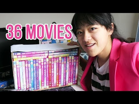 Watching & Ranking All Barbie Movies For Barbie's 60th Anniversary!