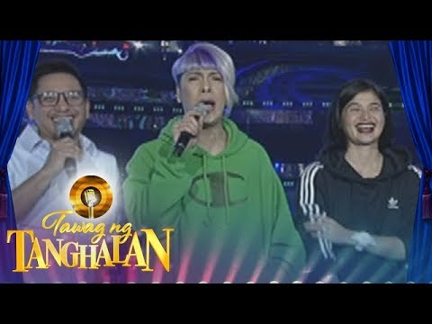 Tawag ng Tanghalan: Vice Ganda gives a message to Vhong