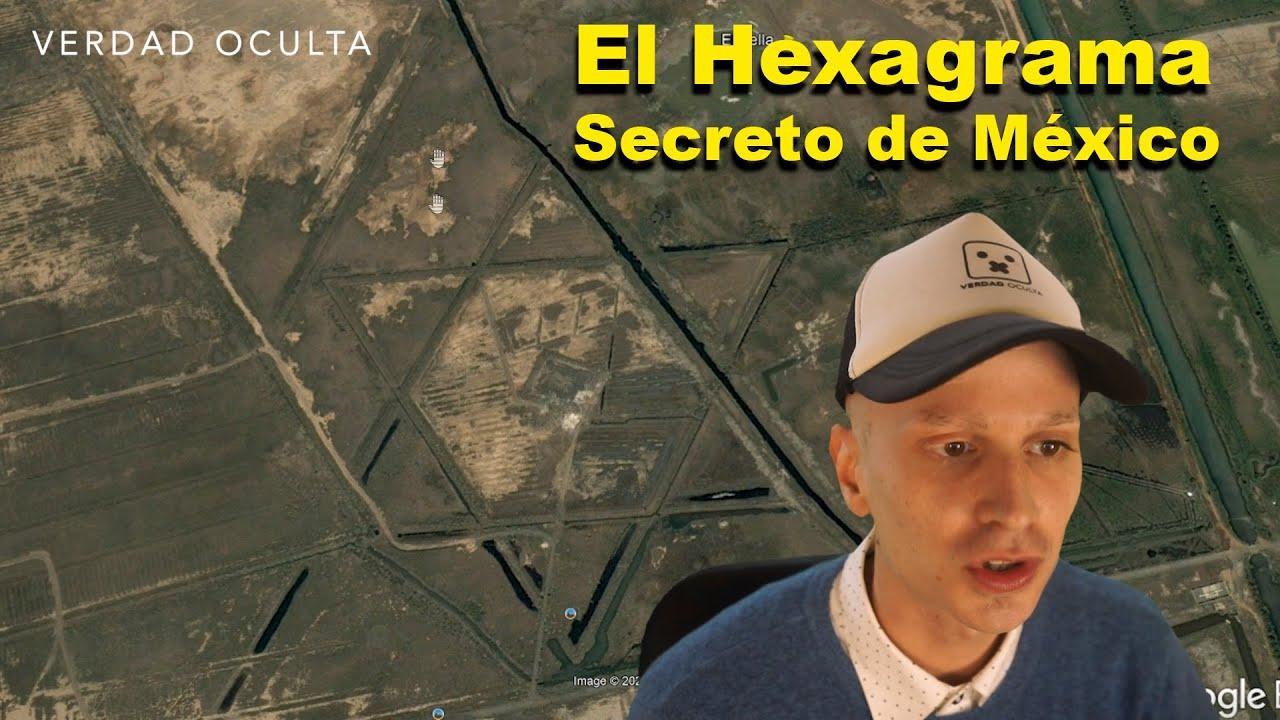 El Hexagrama secreto de México