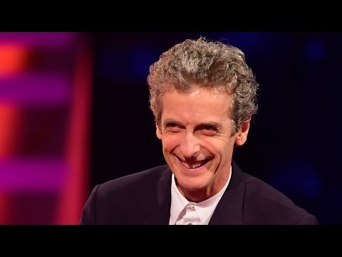 PETER CAPALDI Almost Leaked his DOCTOR WHO Casting News - The Graham Norton Show on BBC AMERICA