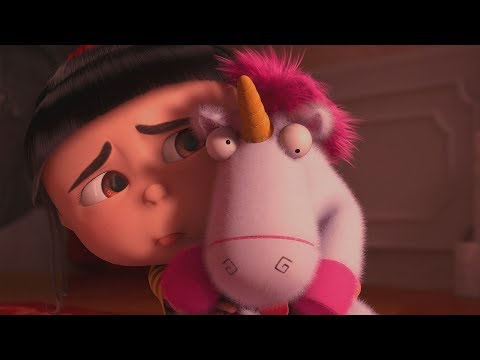 Despicable Me 2 - Agnes Was Attacked