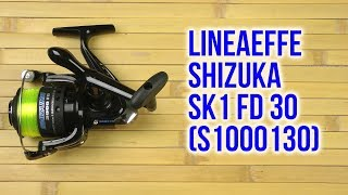 Розпакування Lineaeffe Shizuka SK1 FD 30 S1000130