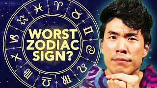 Eugene Ranks Every Astrological Sign Fro...