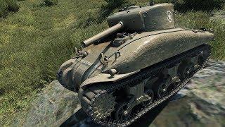 WoT M4 Sherman 13 frags Kolobanov
