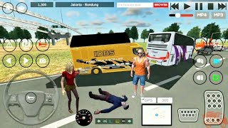 IDBS Indonesia Truck Simulator for Android || Angry driver 😡 screenshot 3