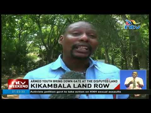 German woman claims ownership of disputed land in Kikambala, Kilifi County