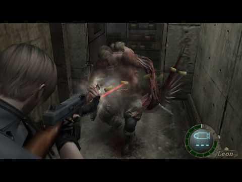 Resident evil 4 modo infierno completo - parte 2 de 3