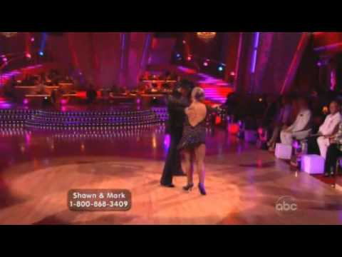is mark from dancing with the stars dating