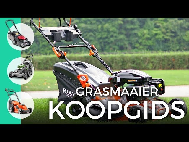 Koopgids over grasmaaiers » BesteProduct