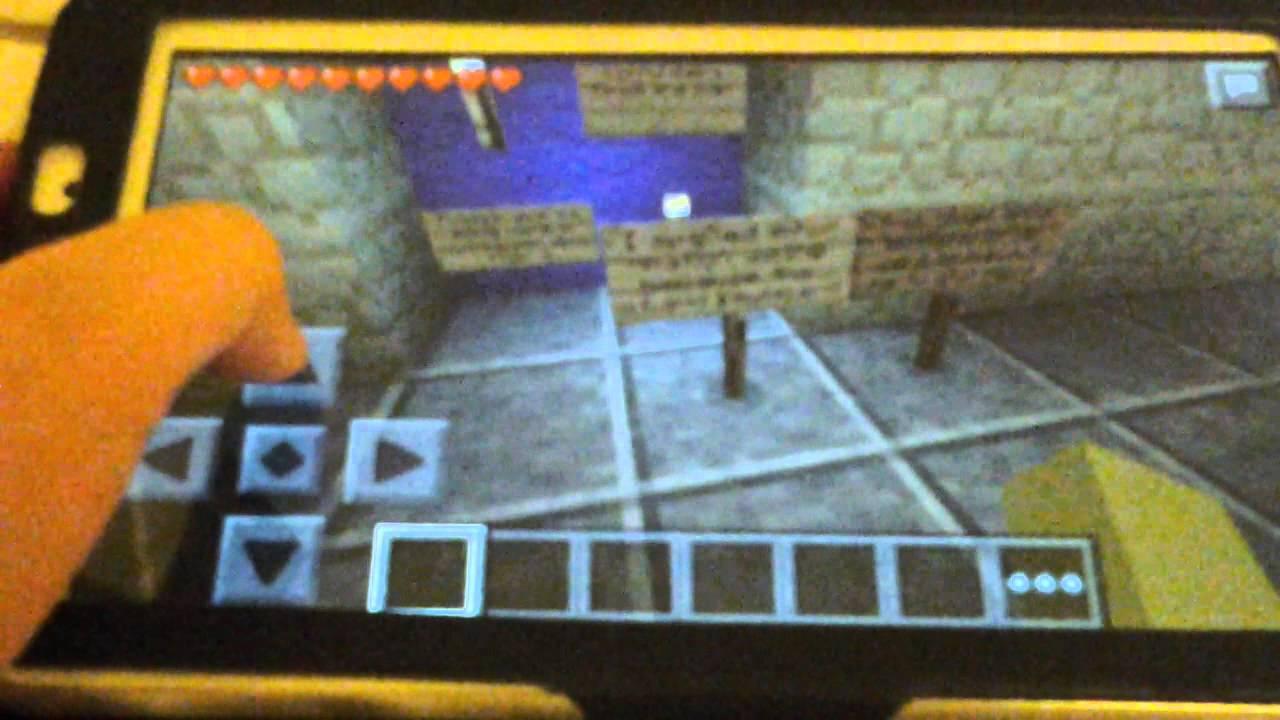 Minecraft FNaF 3 Map Part 1 Office