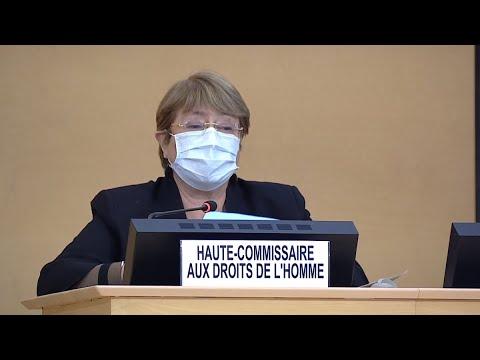 Informe ONU: Bachelet denuncia asesinato de 2 mil venezolanos