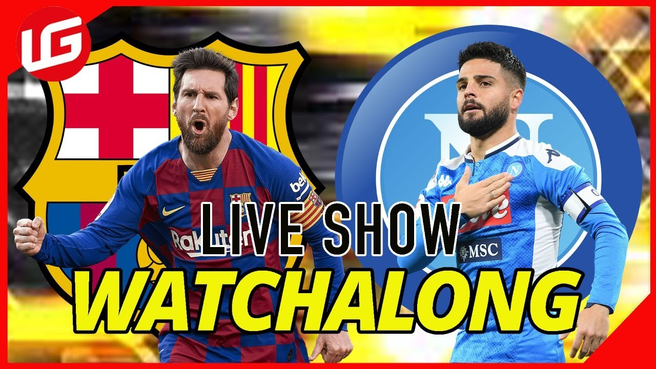 FC Barcelona vs. Napoli: Live stream, start time, TV channel, how to ...
